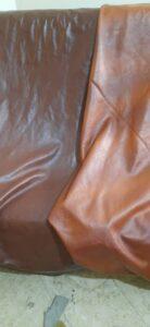 تصاویر چرم طبیعی گاوی مبلی