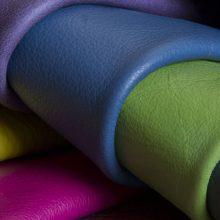 انواع چرم طبیعی - تعمیر مبل چرمی : مبل چرمه