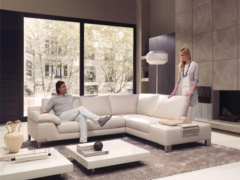 دکوراسیون خانه با مبل چرمی ؛ نکاتی برای طراحی منزل با مبلمان چرم